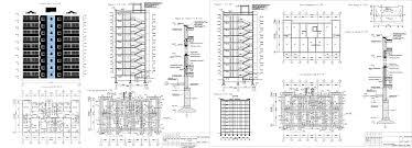 Чертеж план кровли план крыши плоской в dwg скачать Чертежи РУ Курсовой проект Девятиэтажное односекционное панельное жилое здание 22 4 х 12 52 м