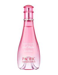 <b>Davidoff Cool Water</b> Sea Rose <b>Pacific</b> Summer Eau De Toilette For ...