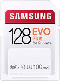 Thẻ nhớ SD 128GB Samsung EVO Plus For Creators - Tuanphong.vn