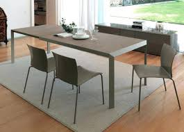 contemporary extendable round dining table modern extending uk tables kitchen agreeable gm awesome room