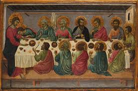 the crucifixion and passion of christ in italian painting essay  the last supper