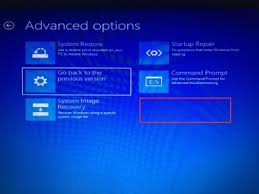 Advanced Options Windows 10 Windows 10 Advanced Options Doesnt Have Startup Settings Euask