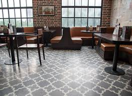 tappetto tiles 2 the ter house restaurant khan market new