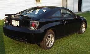 2000 toyota celica gt hatchback 2 door 1 8l automatic texas car rust free