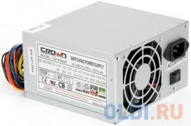 <b>Блок питания</b> ATX 400 Вт <b>Crown CM</b>-<b>PS400W</b> — купить по ...