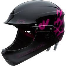 Shred Ready Standard Full Face Kayak Helmet Dem Shitz One