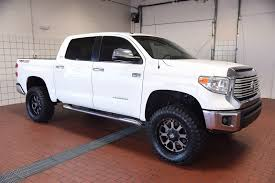Pre-Owned 2015 Toyota Tundra Crew Cab Limited 4x4 Truck in Wichita ...