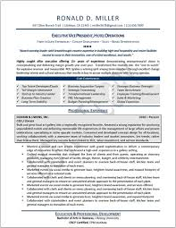 Ceo Resume Sample Executive Resume Examples Finance Resume Sample Executive Resume 41