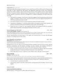 Operations Manager Resume Luxury Bank Job Resume Objective
