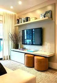 bedroom ideas room wall decor master background decoration tv with corner built ins setup