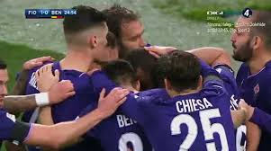 Vitor Hugo Goal - Fiorentina 1-0 Benevento 11-03-2018 - video dailymotion