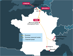 eurostar train tickets london to paris  voyagessncfcom
