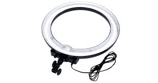 full image for lighting equipment for neewer dimmable ring fluorescent flash light 200