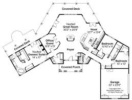 House Plan Chp20084 At COOLhouseplanscom  Bradford Circle Hexagon House Plans
