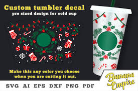 Download Christmas Svg Cup Png