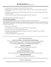 Sample Resume For Investment Banking. Banking Resume Samples ...