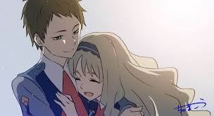 Mitsuru and Kokoro – The Best Part of Darling in the Franxx – Objection  Network