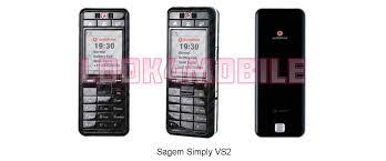 Sagem Simply VS2 - Eigenschaften ...