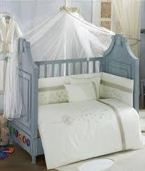 <b>Балдахин</b> на <b>кроватку Kidboo</b> Blossom Linen Vanilla