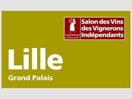 salon des vins des vignerons indépendants à lille invitation