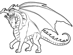 dragon pictures to color.  Dragon With Dragon Pictures To Color R