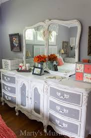 Image Chalk Paint By Using Both Chalk Paint And Behr Paint This Bedroom Furniture Went From Outdated To Shabby Martys Musings Shabby Chic Bedroom Ideas And Furniture Makeover