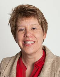 """According to Transport Convener, Lesley Hinds, """"good progress is now clearly visible across the city centre and the removal of barriers and fences at St ... - cllr-lesley-hinds"""