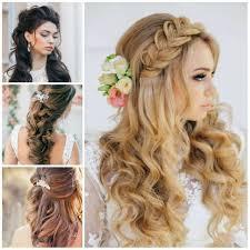 Hairstyles Wedding Hairstyles For Medium Hair Down Engaging 22