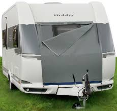 Hindermann Wintertime Caravan Bugschutzplane Mit Fenster 165x160cm