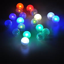 Miniature Led Lights Kitosun Underwater Lights Mini Led Lights Fairy Lights Fairy Pearls Batteries Included Floating Waterproof Lights For Wedding Party Fountain Baby