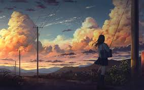 Anime Scenery Wallpaper Anime Landscape ...