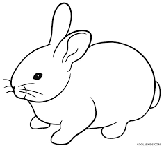We have tons of cute bunny rabbit pictures to choose from! Printable Rabbit Coloring Pages For Kids