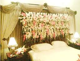Bridal Room Flowers : Bridal bedroom decoration home design and interior
