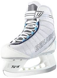 Women S Hockey Skates Size Chart Bauer Womens Flow Recreational Ice Skates