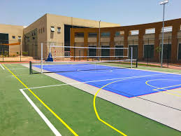 sports flooring uae