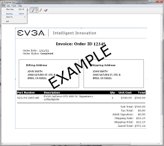 Copy Of An Invoice FAQ ID 24 When Do I Need To Provide My Receipt Or Invoice 24