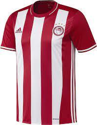 Adidas Men's Olympiakos Piräus Home Jersey, red : Amazon.de: Sports &  Outdoors