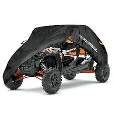 double row seat cover utility vehicle