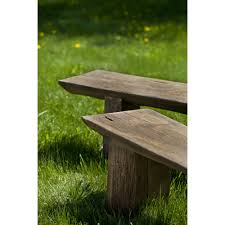 kinsey garden decor bois rustic bench