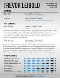 Graphic Design Resume Adorable Graphic Design Resume