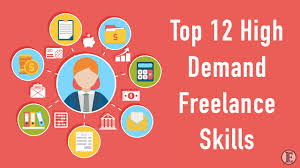 Freelance Graphic Designer Earnings Top 12 High Demand Freelance Skills In 2020 Where To Learn