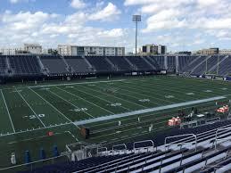 Fiu Stadium Seating Chart Riccardo Silva Stadium Section 117 Rateyourseats Com