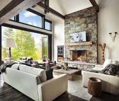 Rustic Modern Home Design Design Impressive Decorating Ideas