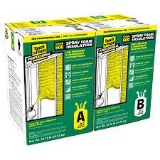 touch n foam touch n foam foam insulation kit