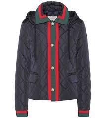 Quilted Jacket   Gucci - mytheresa &  Adamdwight.com