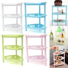 Plastic Corner Shower Shelves 100 Tier Plastic Corner Shelf Unit Shower Storage Bathroom Organizer 46
