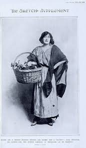 pyg on play wikiwand a sketch magazine illustration of mrs patrick campbell as eliza doolittle from 22 1914
