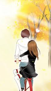 cute couple wallpaper for iphone. Interesting Iphone Couple Cartoon Love Romantic Wallpaper Images 3535 On Cute For Iphone A
