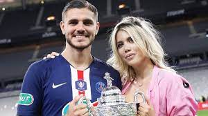 Whew, Mauro Icardi And Wanda Nara Have Sex 12 Times A Day