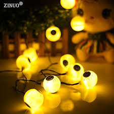 diy halloween lighting. ZINUO Waterproof 5M 20LED Solar Halloween Decoration Ghost Eyes Fairy Light Powered Lights Outdoor Diy Lighting